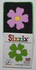 Sizzix FLOWER #1 Green Die Cutter, Garden