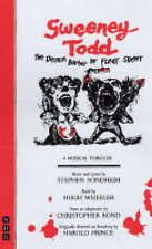 Sweeney Todd by Stephen Sondheim, Hugh Wheeler (Paperback, 1991)
