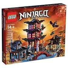 LEGO® Ninjago Temple of Airjitzu 70751