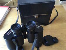 Tasco Binoculars Mod 314 20x50. Cased. Missing 1 Lens Cap. Works Great!
