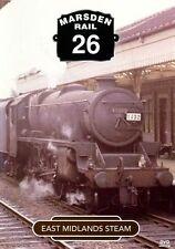 Marsden Rail 26: East Midlands Steam