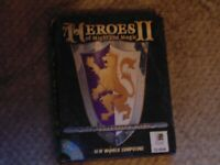 Heroes of Might and Magic II 1996 PC Game for Windows 95