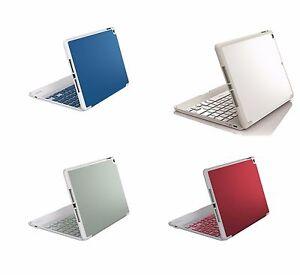 ZAGG Ultra-Slim Folio Case, Hinged Multi-View Bluetooth Keyboard for iPad Air 2