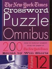 The New York Times Crossword Puzzle Omnibus : 200 Puzzles from the Pages of...