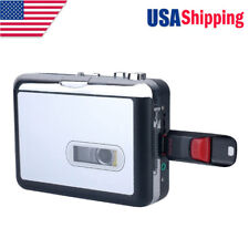 Tape to USB Flash Disk Cassette to MP3 Converter Audio Capture Walkman Player