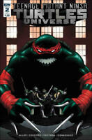 Teenage Mutant Ninja Turtles Universe 2 Variant Kevin Eastman Tom Waltz TMNT NM