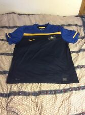 SOCCEROOS 2010 WORLD CUP AWAY JERSEY. AUSTRALIA FOOTBALL SHIRT NIKE RARE