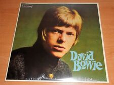 DAVID BOWIE - SELF-TITLED DEBUT - RSD 2018 - RED & BLUE 2xLP - MONO & STEREO