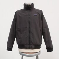 Patagoia Baggies Jacket Size L Dark Grey