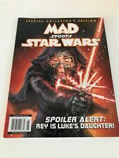 MAD Magazine spoofs STAR WARS - mint condition