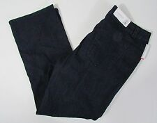 Womens Jeans Size 6 Short Classic Fit Dark Slimming Stretch Croft and Barrow