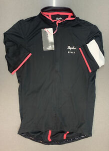 Rapha Club House Osaka Super Lightweight Jersey Black Medium Ltd Edition New Tag