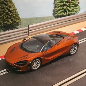 Scalextric 1:32 Car - C3895 McLaren 720S Azores Orange