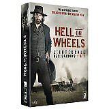 Hell on Wheels - L'intégrale des saisons 1 & 2 - Mount Anson - DVD