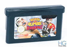Ready 2 Rumble Boxing: Round 2 - Nintendo Game Boy Advance Cartridge PAL