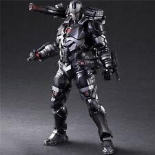 PlayArts Kai Avengers Iron Man War Machine Action Figure Statue Model Toy Doll