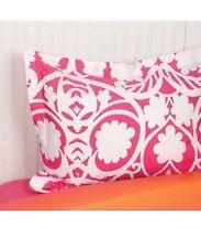 dELiA Standard Shams Harmony Pink Floral Cotton Sham Set 220 Thread Count