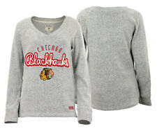 CCM NHL Women's Chicago Blackhawks Comfy Crew Tee