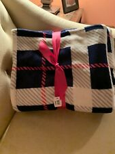 Bath And Body Works GINGHAM BLANKET