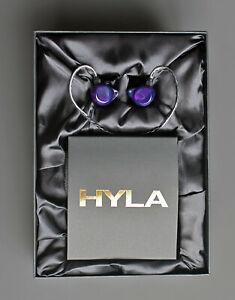 Hyla CE-5 quad drivers tri-hybrid in-ear monitor IEM