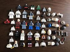 LEGO Star Wars Minifigure Building LOT ARC Trooper Mandalorian Darth Maul Troop