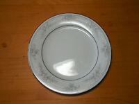"Noritake Legendary SWEET LEILANI 3482 Salad Plate 8 3/8"" Grey 1 ea 9 available"
