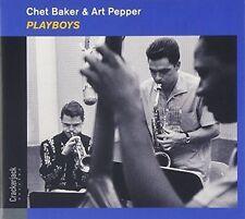 Chet Baker / Art Pep - Playboys - Deluxe Digi-Sleeve Edition. [New CD] Spain -