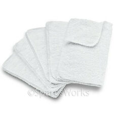 KARCHER SC1 SC2 SC3 K1 Genuine Steam Cleaner Cotton Pad Cloth Pads Covers x 5