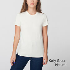 American Apparel Sustainable Edition: 100% Organic Cotton T-Shirt - Eco Friendly