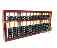 XL chin. Abakus Rechentafel Rechenbrett Suan Pan  alte Rechenwerkzeug