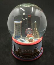 Chicago Skyline Snow Globe- Illinois Landmark Souvenir