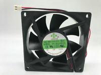 1 Pcs Poweryear Fan Py 8025h12s 12v 0 21a 8025 8cm 2 Pin Ebay