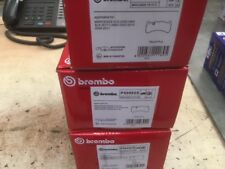 GENUINE BREMBO FRONT BRAKE PADS suits FPV FG F6 FRONT BREMBO 6 PISTON CALIPERS