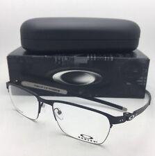 06ca753f39 Nuevo OAKLEY Gafas TINCUP 0.5 Titanio OX5099-0153 53-18 Marcos de carbón en