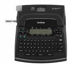 BROTHER PT-1890 P-TOUCH Deluxe LABEL MAKER Thermal Printer Machine HOME OFFICE