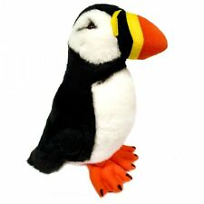24cm Puffin Soft Toy - Plush Cuddly Toy - Suitable for all ages (0+)