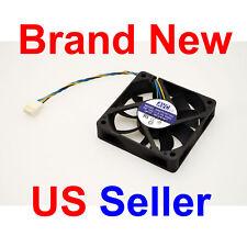 High Speed 70x70x15MM PWM Fan for Workstation Server (DF127015BU or DA07015T12U)