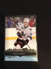 2014-15 Upper Deck Chris Tierney Young Guns #240 San Jose Sharks