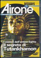 Il segreto di Tutankhamon I misteri dell'antico Egitto - Airone - DVD D041056