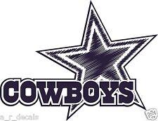 Dallas Cowboys Decal/Sticker