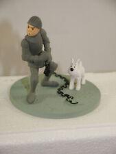 TIM & STRUPPI Tintin amure Ritter 9cm Moulinsart 43105   KC 1