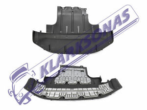 Engine Cover Undertray Belly Pan Heat Insulat 7L8825285 For AUDI Q7 4L 2005-2009