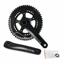 2015 SRAM Rival 22 GXP Machined Alloy Spider Road Bike Commuter Crankset 170mm 52-36t