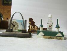 Jim Beam Churchill Downs and 3 other Mini Back Bar pieces