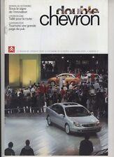 (156A) CITROEN Le double chevron N° 31 Automne 2000