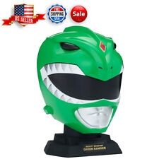 Mighty Morphin Power Rangers Legacy Green Ranger Helmet Bandai NEW GREEN Range