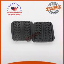 Set OF 2 Brake&Clutch Pedal Pads For Mazda RX-7 B-Serles MPV 323 626 929