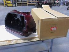 Honda GL1500 Gold Wing Left Saddlebag Bag 81410-MT8-020ZA Candy Wine Berry Red