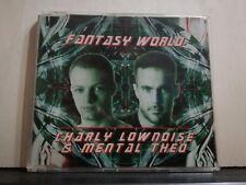 CHARLY LOWNOISE & MENTAL THEO - FANTASY WORLD - cd singolo slim case 1996