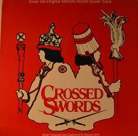 """East - Soundtrack - Crossed Swords - Maurice Jarre 12 """" LP (L408)"""